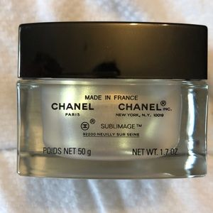 CHANEL Makeup - Chanel sublimage mask